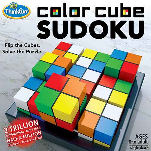 Game Color cubes