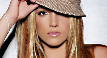 Britney's Lips