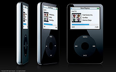 The New iPod 5G
