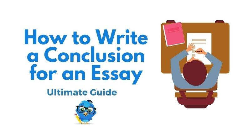essay conclusion