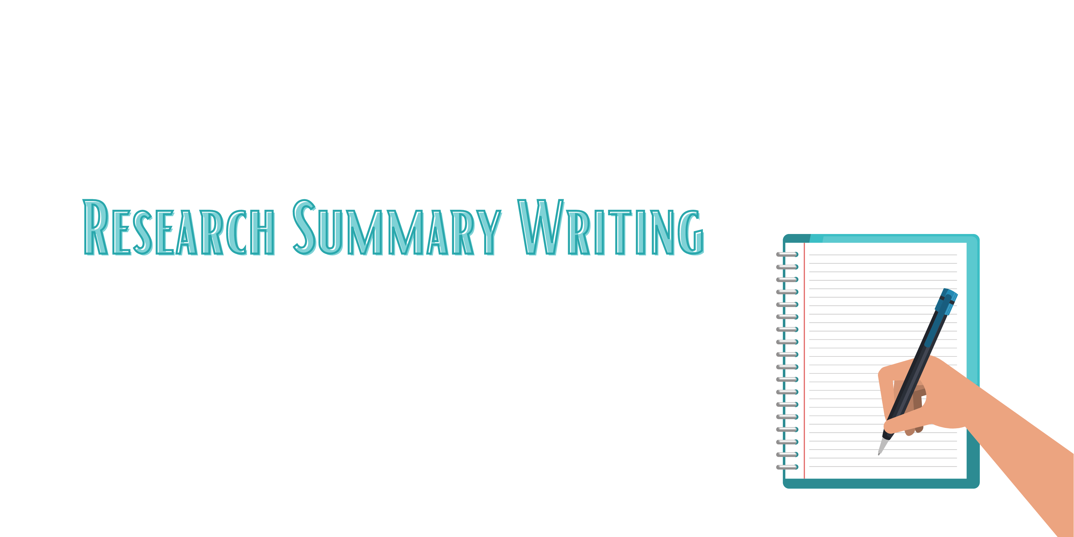 Research Summary Writing Tips