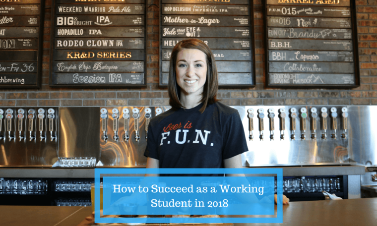 How to Succeed as a Working Student