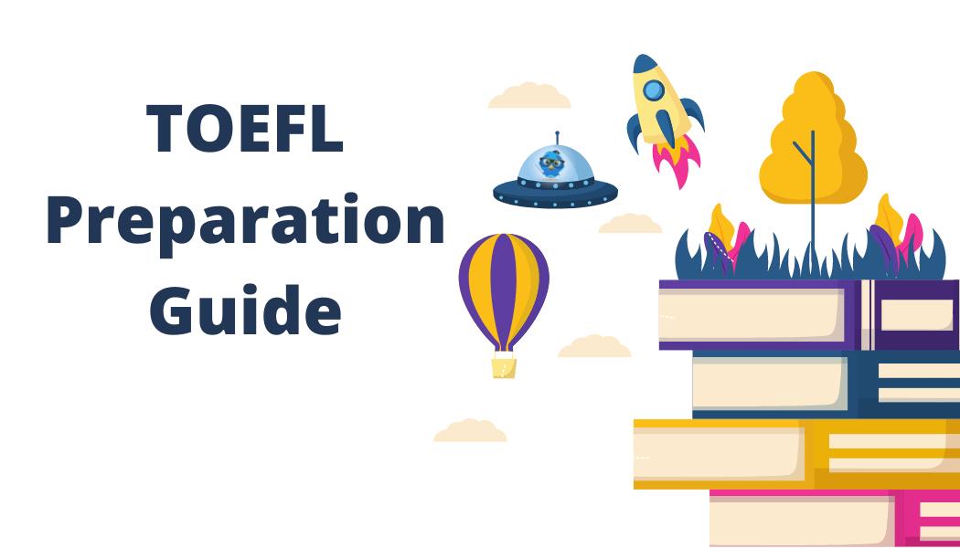 TOEFL prep guide