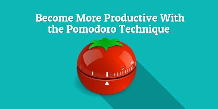 Be Productive with the Pomodoro Method