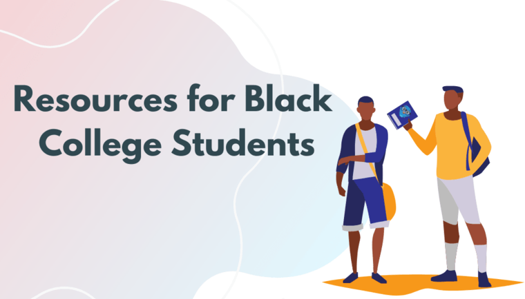 black college students resources