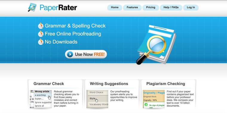 tools for editing essays online com paper rater