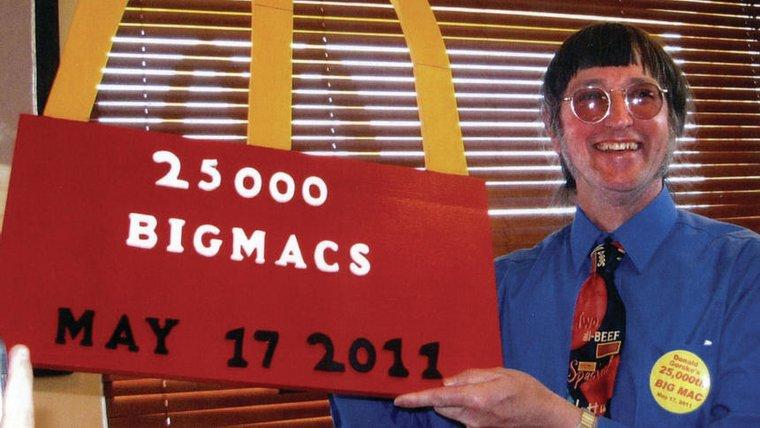 25k Big Macs EduBirdie 2018