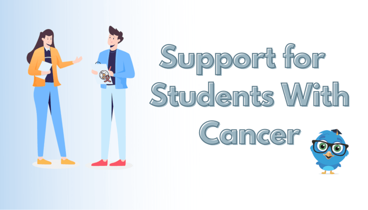 Support for College Students With Cancer
