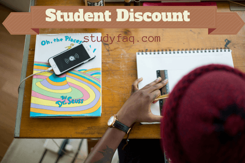 What to do to find excellent student discounts?