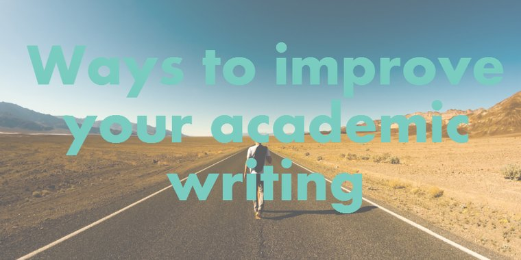 Your academic writing