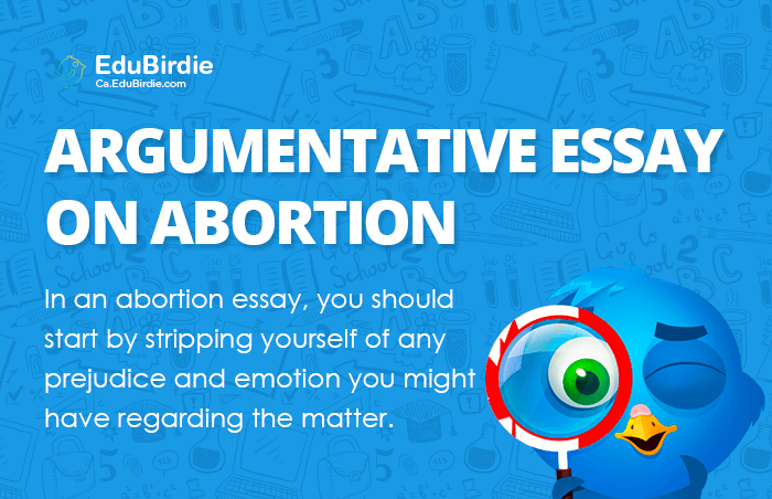 Abortion essay topics