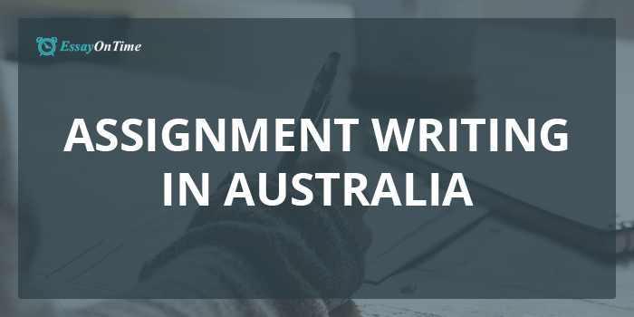 Professional Assignment Writing Service from Australia
