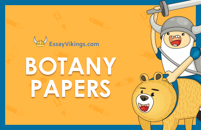 Buy Botany Papers Online At Affordable Prices