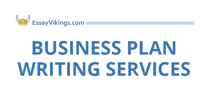 Business plan writing service