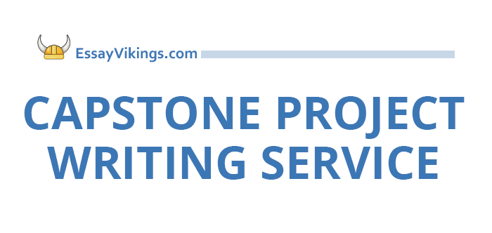 Professional Capstone Project Writing Services For Nursing