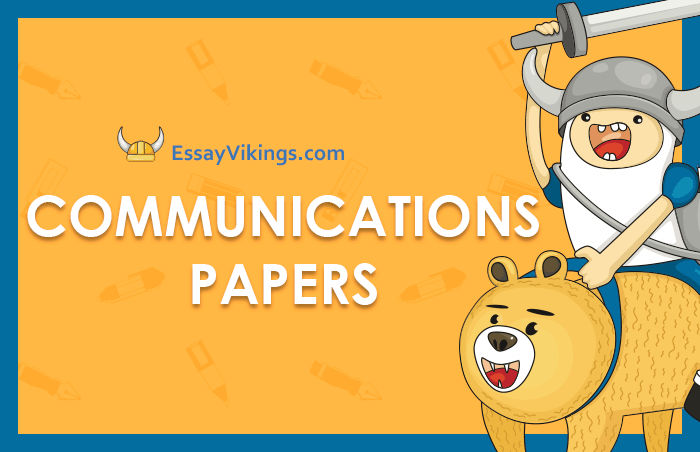 Buy An Effective Communications Papers Of High Quality