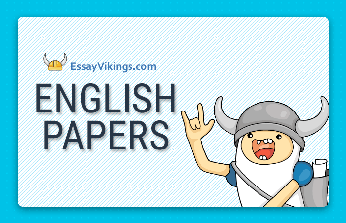Buy An English Papers - Entrust Your Essays To Experts