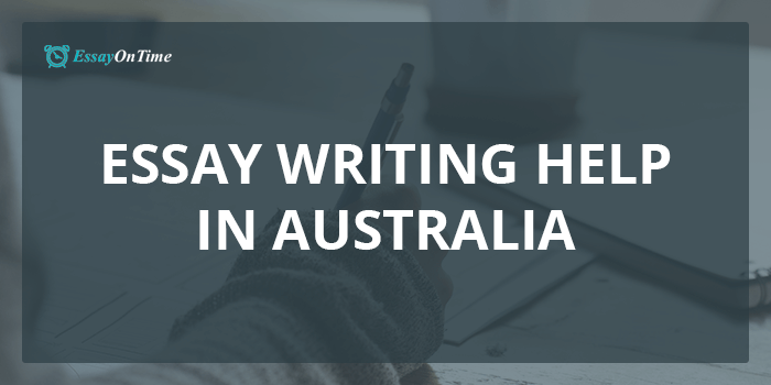 High-Quality Australian Essay Help Is What You Need!