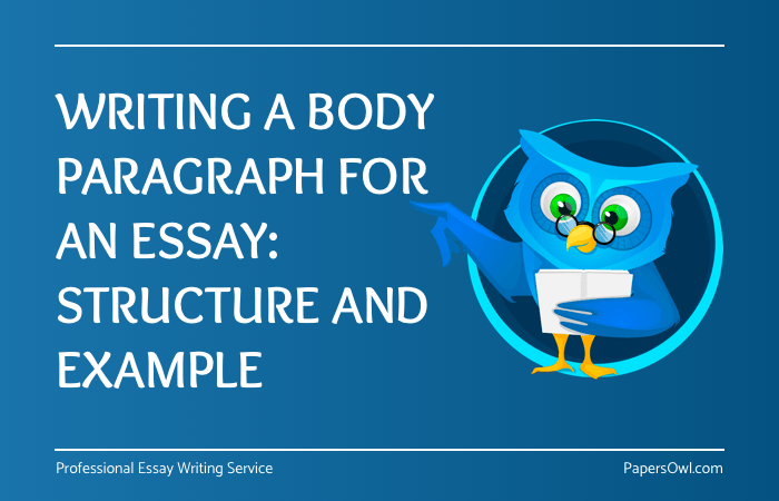 essay body paragraph on papersowl