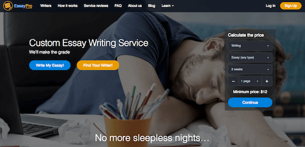 EssayPro.com Review: Should You Trust This Essay Company