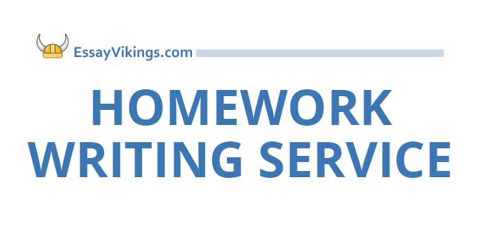 Custom Homework Writing Service That Scores A+