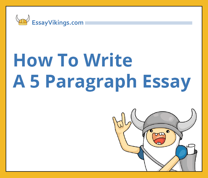 how to write a paragraph essay essayvikings com how to avoid mistakes in the 5 paragraph essay