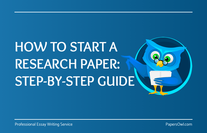 How To Start A Research Paper On PapersOwl