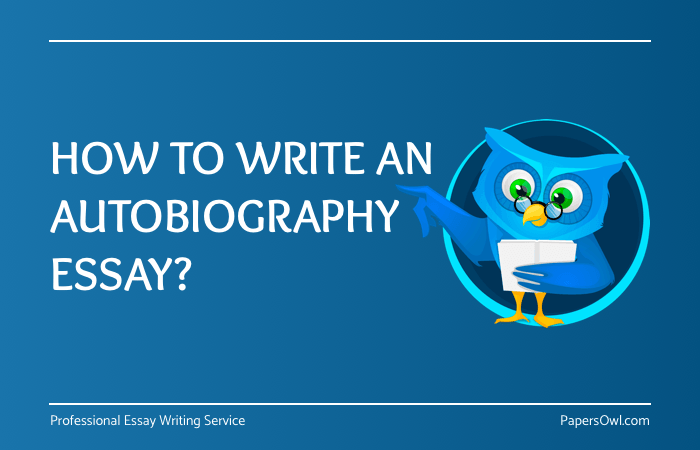 how to write an autobiographical sketch