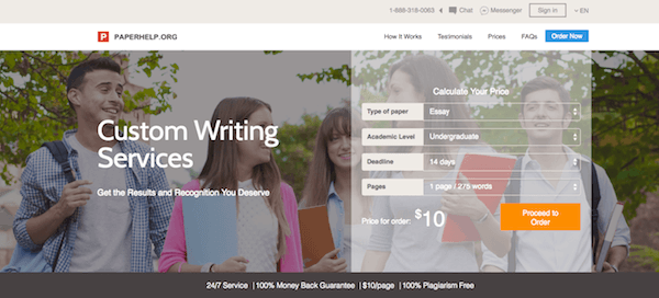PaperHelp.org Review: Is It A Trustworthy Paper Writing Service