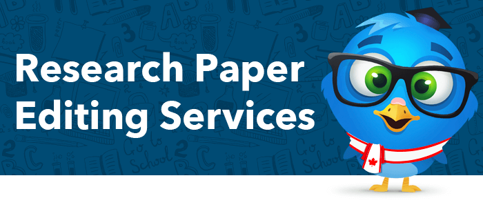 Best Research Paper Editing Services Available To You