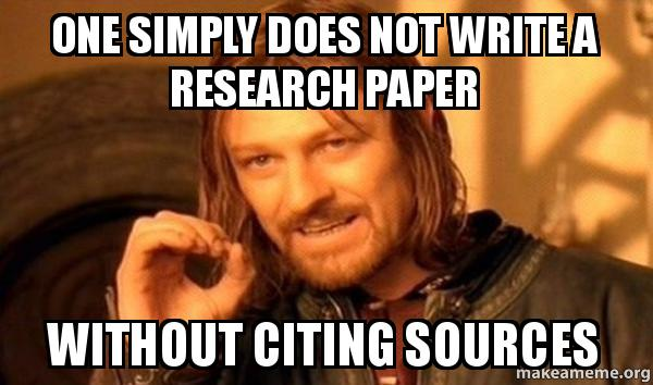 research paper citation