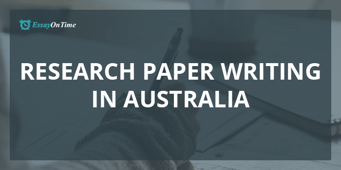Professional Research Paper Writing Services for Australian Students