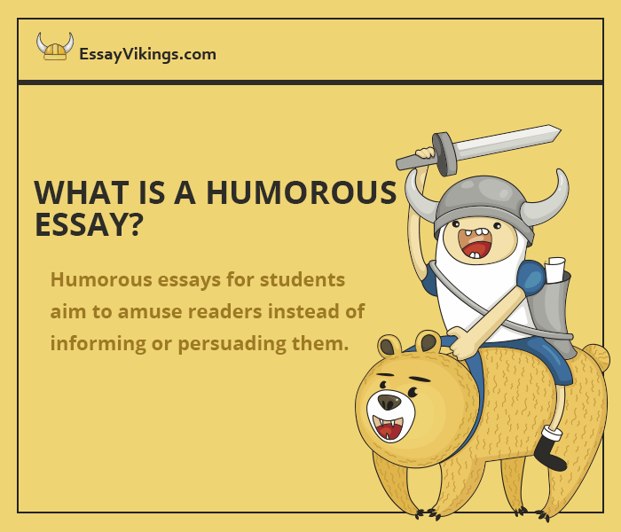 What is a Humorous Essay
