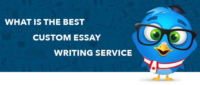 Custom essay service best