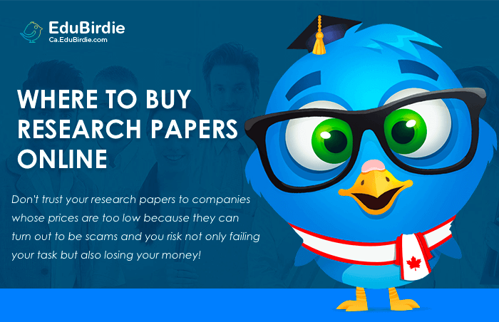 Where To Buy Research Papers Online