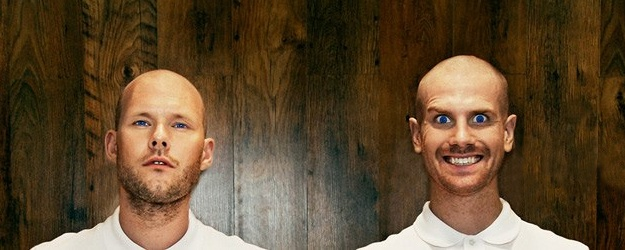 Dada Life By Land and By Sea June 12th 2015