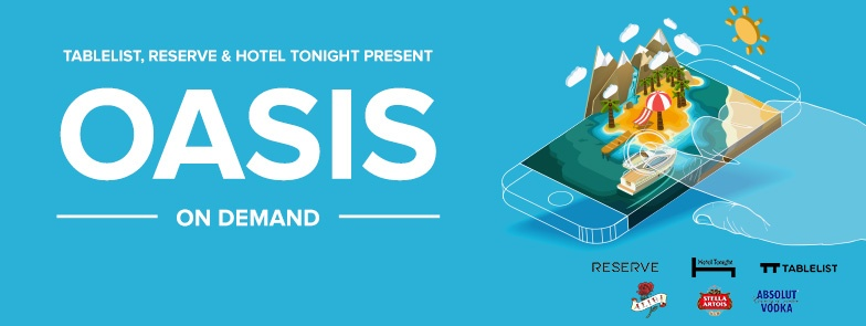 Oasis-Event-Flyer