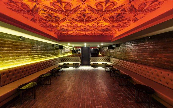 Visana Lounge Area