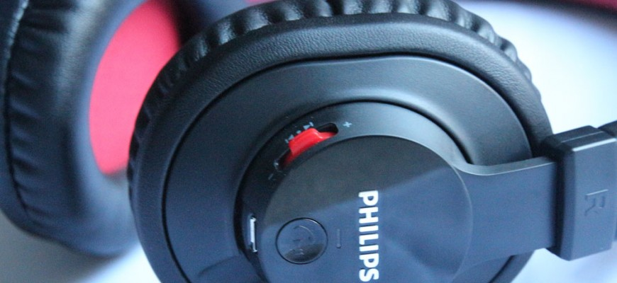 My Review on the Philips SHB7000/28 Bluetooth Stereo Headset, Black and Red