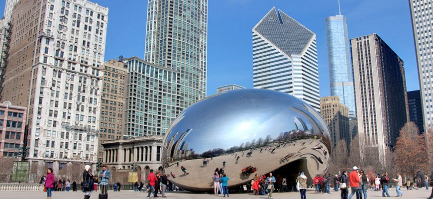 2nd Anniversary Trip – Chicago