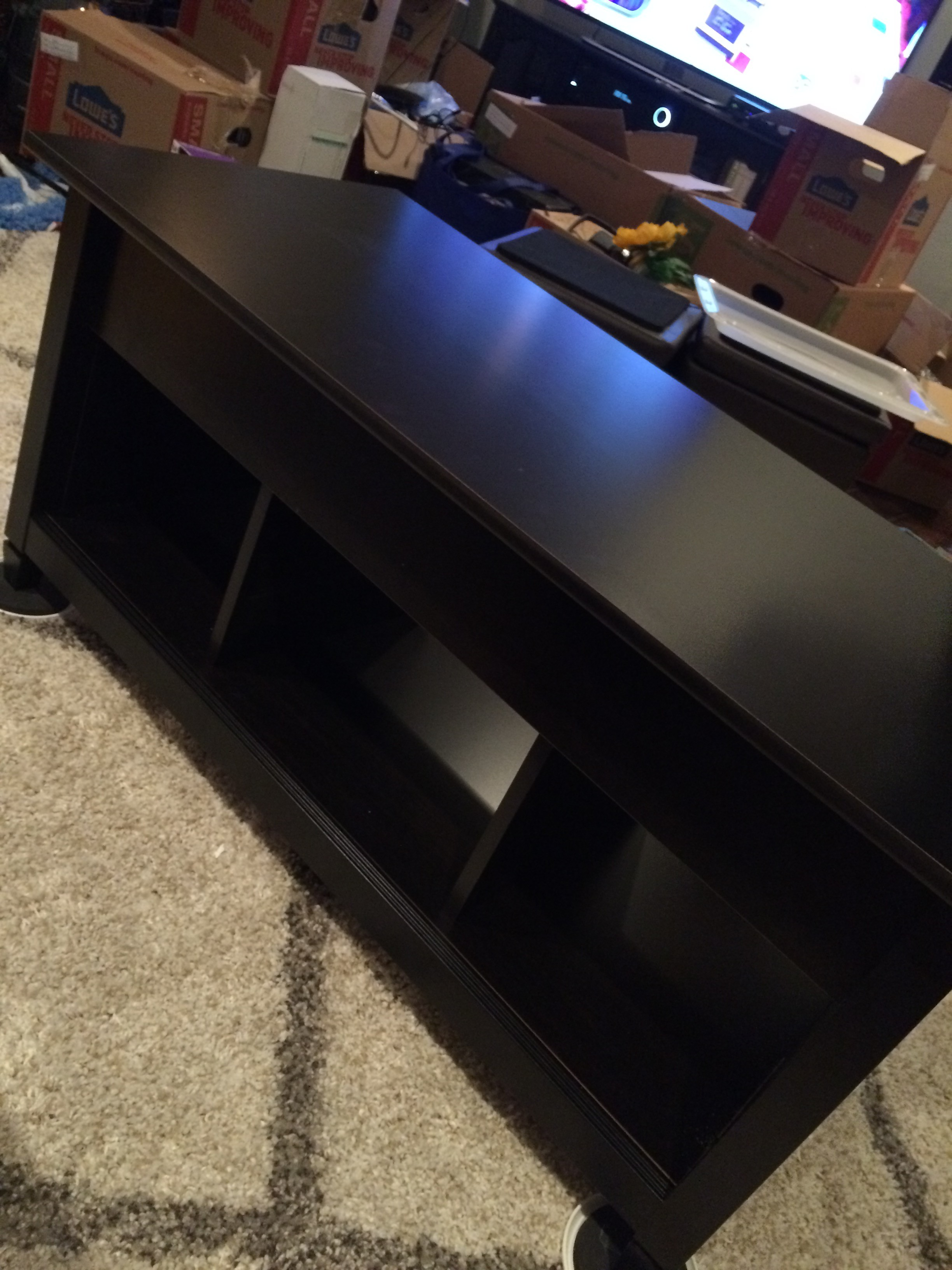 New retractable coffee table from Amazon