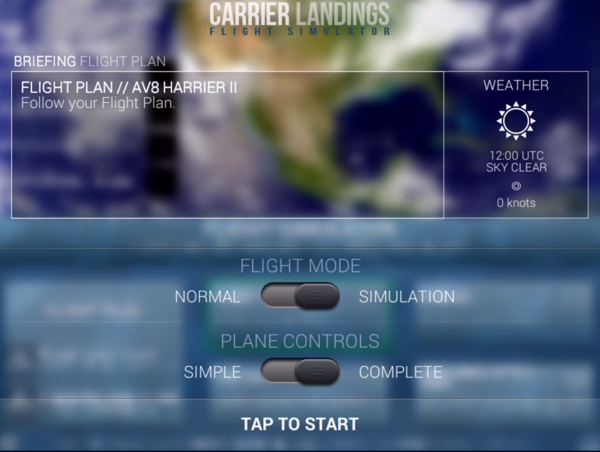 Carrier Landings2