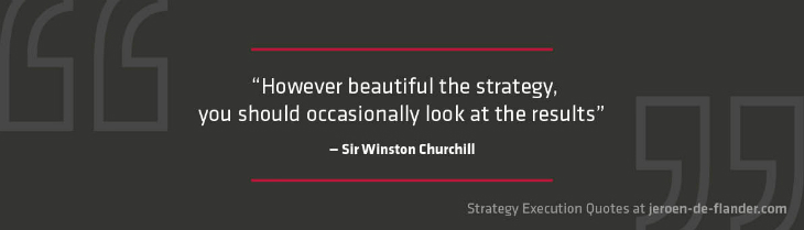 Strategy Execution Quote