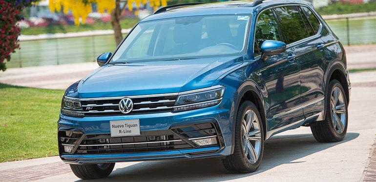 Nuevo Tiguan R-Line de Volkswagen