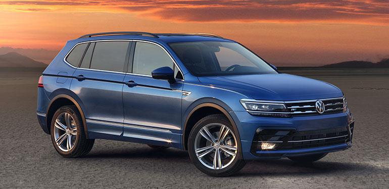 Nuevo Tiguan de Volkswagen