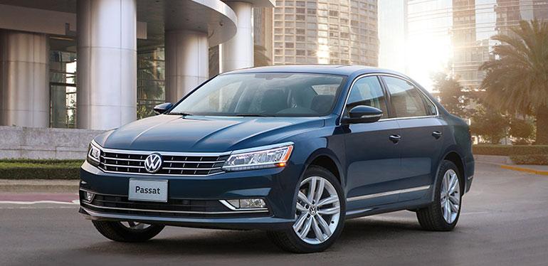 Passat de Volkswagen