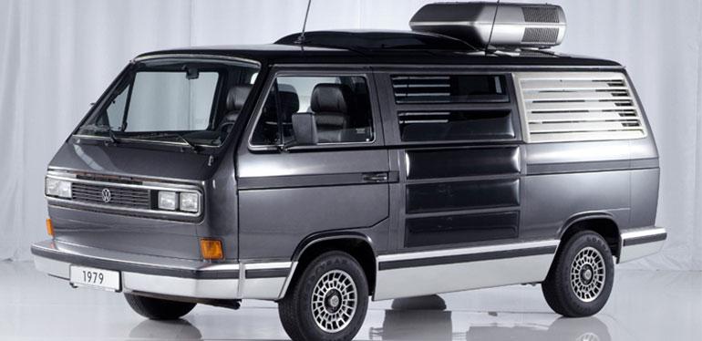 T3 Traveller Jet, camioneta antigua de Volkswagen