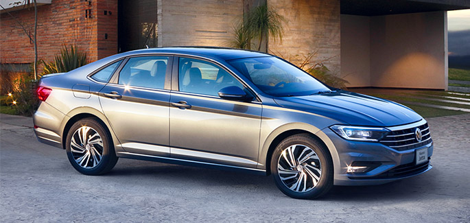 Nuevo Jetta de Volkswagen, auto con promoción en el Buen Fin 2018