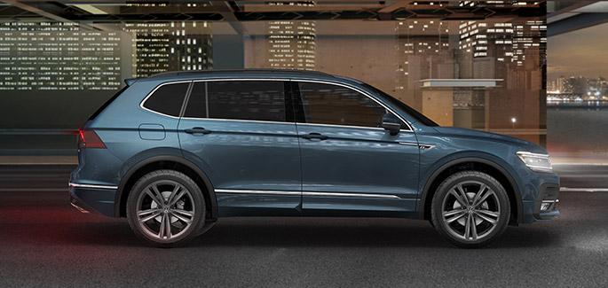 Tiguan de Volkswagen, auto con promoción en el Buen Fin 2018