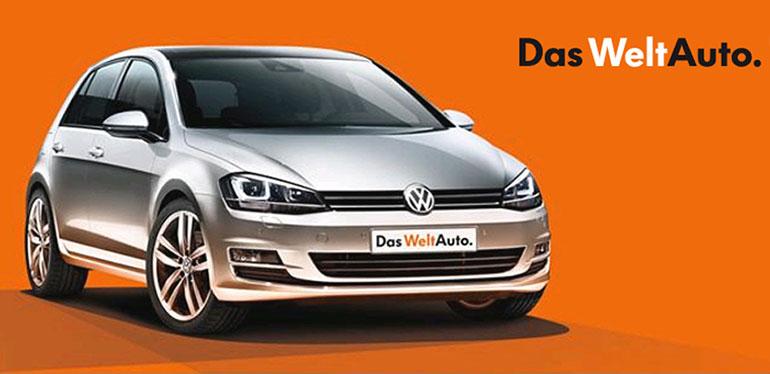 Auto usado garantizado en venta en Das WeltAuto